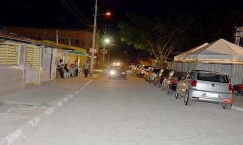 Prefeitura inaugura pavimentação na região do Subaé