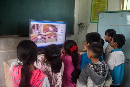 Uma revolução na educação da China rural