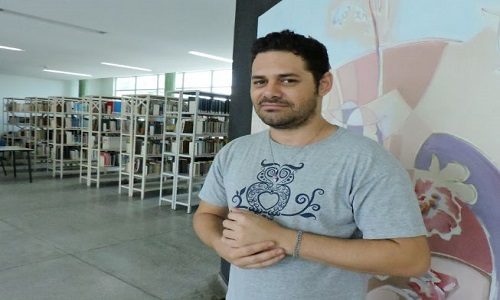 O poeta feirense Solidade Lima foi o vencedor do Concurso Literário Nacional Julio Salusse na modalidade poesia