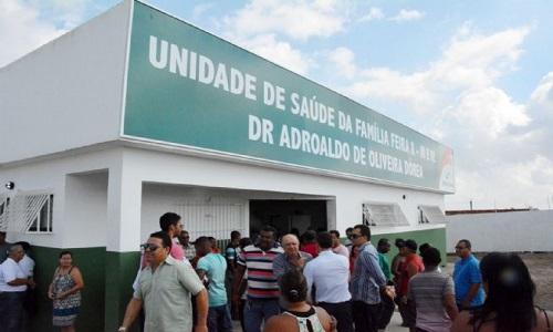 Prefeitura de Feira irá  inaugurar mais duas unidades de saúde