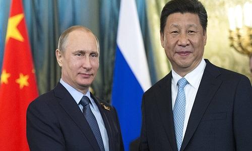 China e Rússia estão prontos para parceria militar