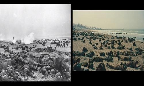 Dunkirk: Vídeo coloca lado a lado filme de Christopher Nolan e cenas reais