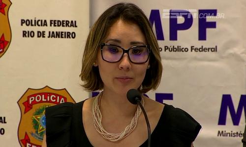 A promotora Fabiana Schneider faz os corruptos do Brasil tremerem