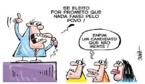 Pensando nas eleições de 2018 por Carlos Lima