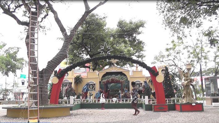 Na próxima segunda-feira será inaugurada a decoração de Natal em Feira de Santana