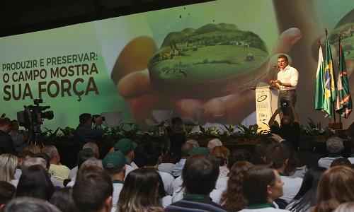 Richa: Agronegócio do Paraná dá exemplo para o Brasil