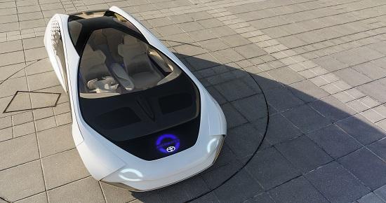 Ficção científica em breve será realidade nos carros