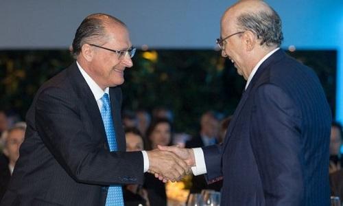 Meirelles:Governo Temer terá candidato em 2018 e não será Geraldo Alckmin