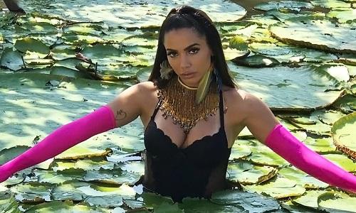 Anitta sobe ao Palco Mundo do Rock in Rio, no Brasil e em Lisboa