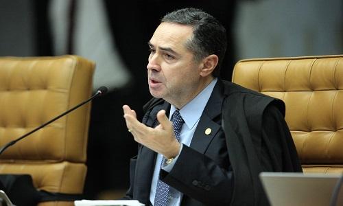 STF envia à 1ª instância investigação sobre deputado Rogério Marinho
