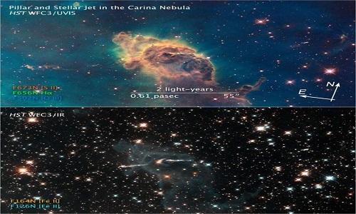 Nasa apresenta estrela capaz de destruir tudo ao seu redor
