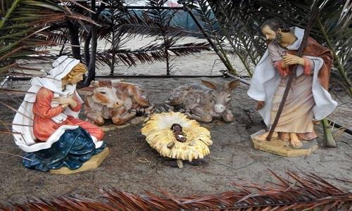 'Jesus negro' é roubado de presépio na Itália