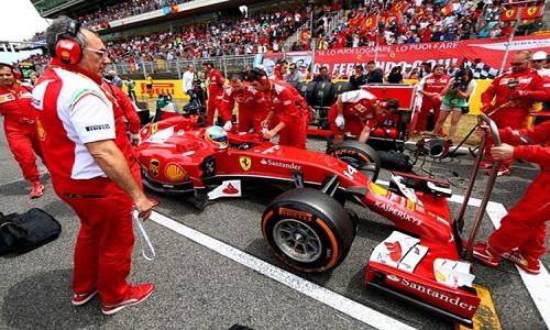 Sergio Marchionne: Ameaça da Ferrari deixar F1 é 'séria'