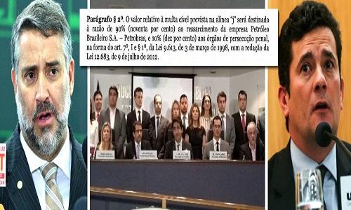 """PIMENTA DENUNCIA """"GORJETA"""" MILIONÁRIA PARA O MP"""