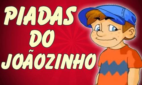 Piada de Joãozinho