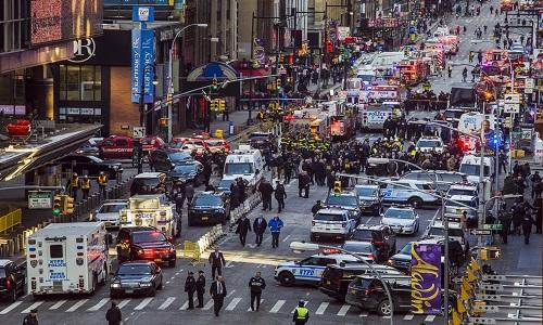 Autor do atentado de NY diz que reagiu à ação dos EUA na Síria