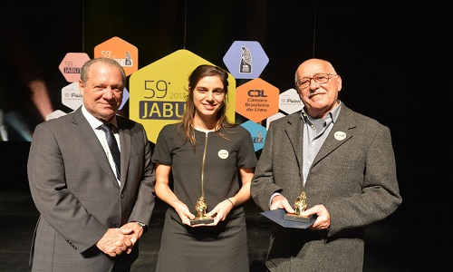 Silviano Santiago e Magda Soares ganham o Prêmio Jabuti 2017