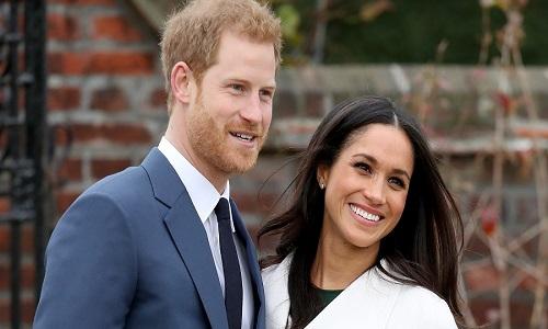 Família Real divulga a data do casamento do Príncipe Harry e Meghan Markle
