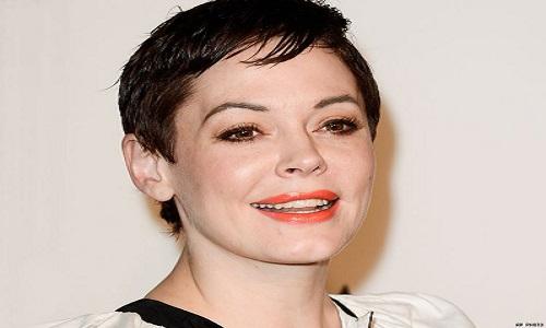 Rose McGowan crítica protesto de atrizes que pretendem usar roupas pretas no Globo de ouro
