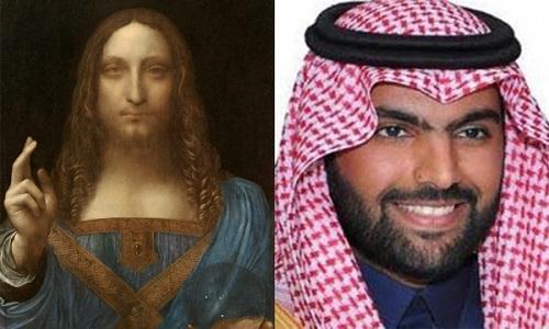 Revelado nome do misterioso comprador de  'Salvator Mundi' de Leonardo da Vinci