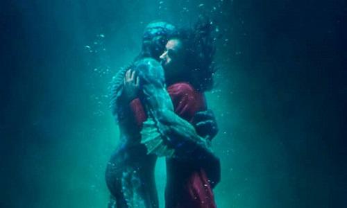 Filme 'A forma da água' lidera indicações ao Globo de Ouro