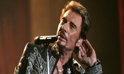 Morre Johnny Hallyday maior astro do rock francês