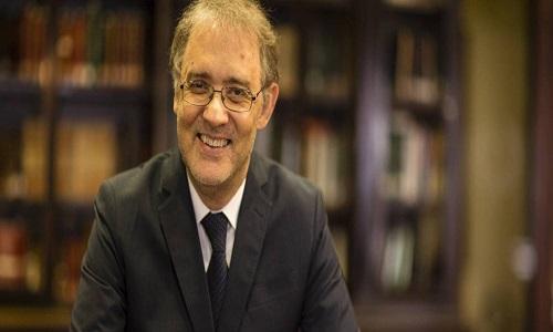 Marco Lucchesi  toma posse como presidente da ABL