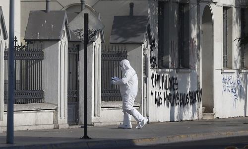 Igrejas católicas sofrem ataques no Chile antes da visita do Papa