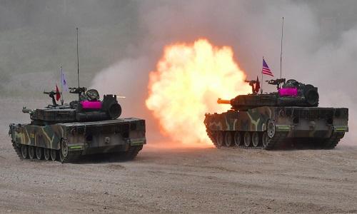 EUA podem torpedear tentativa de diálogo entre Seul e Pyongyang