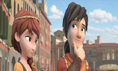 Filme infantil sobre Leonardo da Vinci estreia na Itália