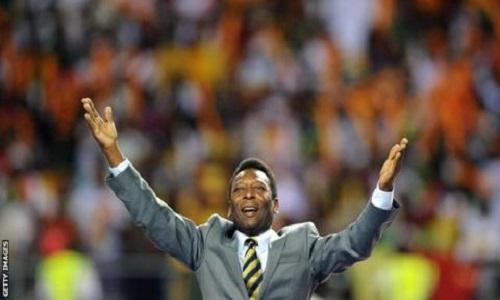 Pelé nega desmaio e internação divulgados pela FWA