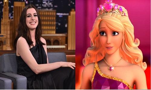Filme da Barbie com Anne Hathaway é adiado para 2020