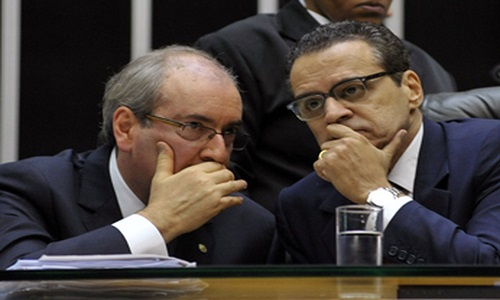 MPF pede condenação de 386 anos para Cunha e 78 anos para Henrique Alves
