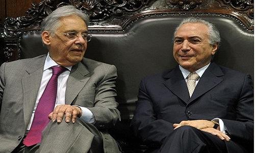 FHC: POBRE TOLERA A CORRUPÇÃO