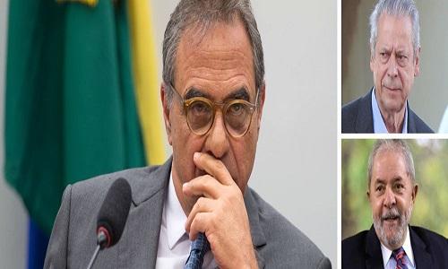 Milton Pascowitch nega conta de propina, muito menos para Lula e Dirceu em Madri
