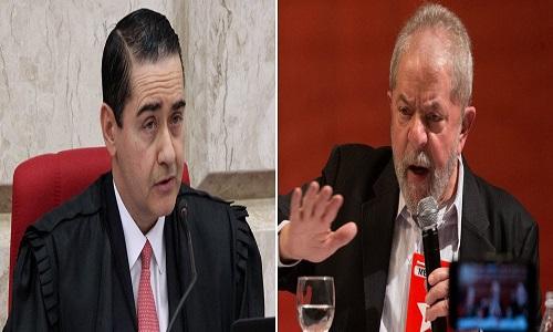 Carlos Eduardo Thompson criou um feriado no TRF4 no dia do julgamento de Lula