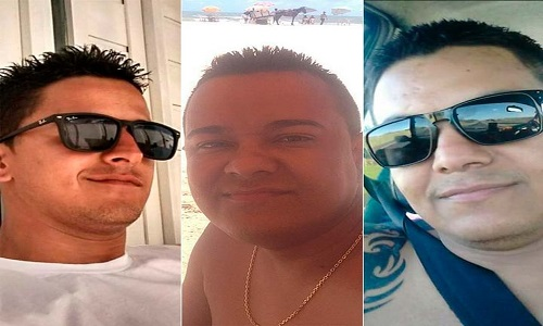 Três irmãos são mortos em Bar em Ribeiro do Pombal