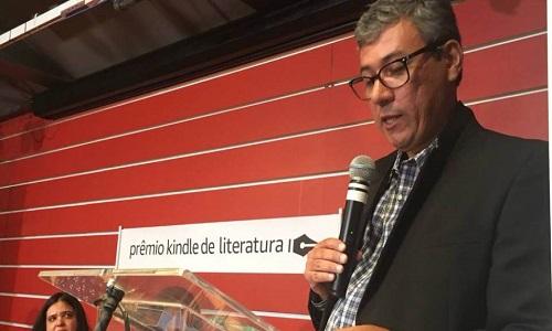 O memorial do desterro vence segunda edição do Prêmio Kindle de Literatura