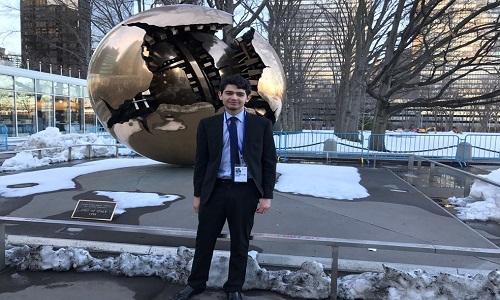 Ex-aluno de instituto federal é aprovado em Harvard