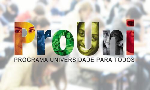 Inscrições para o Prouni começam no dia 6 de fevereiro