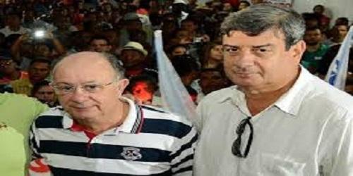 Colbert Filho assumiu interinamente a Prefeitura de Feira e continua fiel ao PMDB