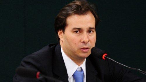 Maia:Temer sugeriu imposto para financiar segurança pública
