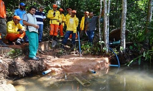 Produtores baianos recuperam primeira nascente de rio em São Desidério