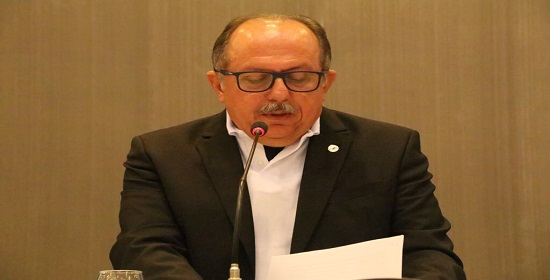 José de Arimateia define prioridades de trabalho para 2018