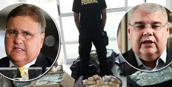 BUNKER DE GEDDEL PODE ESTAR LIGADO A CORRUPÇÃO NA CAIXA