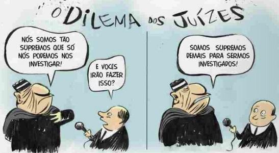 A ganância econômica do judiciário brasileiro não obedece limites nem capitula diante do imponderável: Por Sérgio Jones