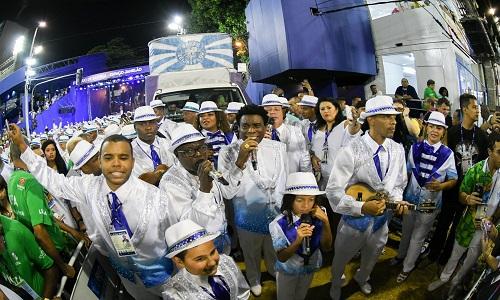 Beija-Flor de Nilópolis é a grande campeã do carnaval 2018 do Rio de Janeiro