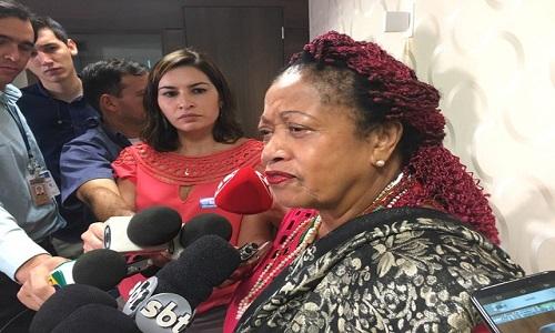 Ex-ministra Luislinda Valois vai representar o governo em evento da ONU