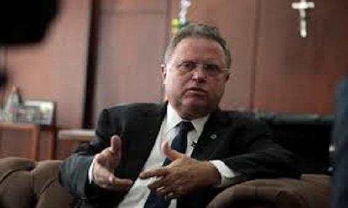 Maggi descute acordos bilaterais com embaixadores da UE