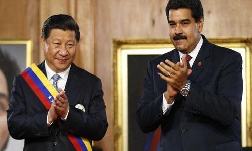 CHINA SE OPÕE AOS EUA E SAI EM DEFESA DA VENEZUELA
